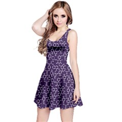 Purple Formula Organic Chemistry Formulas Sleeveless Dress by CoolDesigns