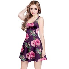 Hawaii Sleeveless Skater Dress