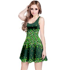 Shamrock Snowy Reversible Sleeveless Dress