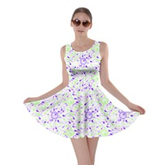 Color 3 Female Egg Male Sperm Fertilization Skater Dress by CoolDesigns