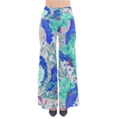 Mintroses Chic Palazzo Pants by CoolDesigns