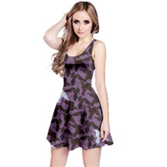Violet Reversible Sleeveless Dress by CoolDesigns
