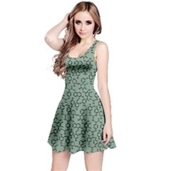 Light Green Formula Organic Chemistry Formulas Sleeveless Dress