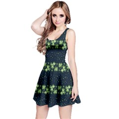 Shamrock Dark 2 Reversible Sleeveless Dress