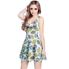 Shamrock Light Reversible Sleeveless Dress by CoolDesigns
