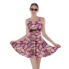 Purple Finger Skater Dress by CoolDesigns