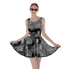 Cat Cook Dark Skater Dress by CoolDesigns
