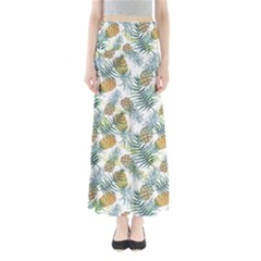 Pineapple Maxi Skirt by CoolDesigns