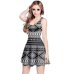 Dark Tribal Sleeveless Dress by CoolDesigns