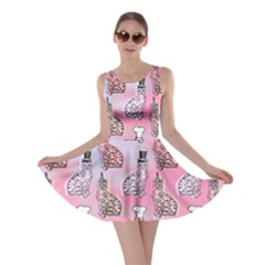 Cat Cook Pink Skater Dress by CoolDesigns