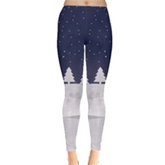 Snow Time Leggings