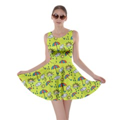 Frizzle Weather Skater Dress by CoolDesigns