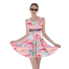Pinky World Flamingo V2 Skater Dress