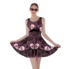 Skull 9 Skater Dress by CoolDesigns