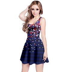 American Stars Reversible Sleeveless Dress