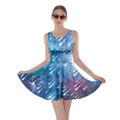 Meteor Shower Skater Dress by CoolDesigns