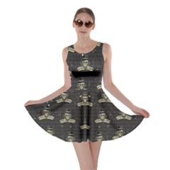 Skull 7 Skater Dress by CoolDesigns