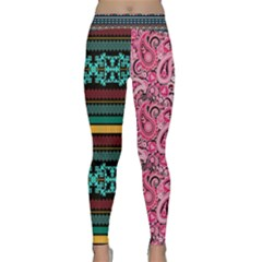 C114-01 Classic Yoga Leggings by CoolDesigns