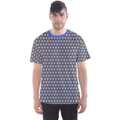 Blue The Scales Of A Snake Fish Dragon Or Other Animal Men s Sport Mesh Tee by CoolDesigns