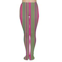 Lines Women s Tights by Valentinaart