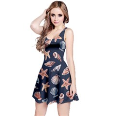Shells Reversible Sleeveless Dress by BubbSnugg