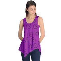 Pattern Sleeveless Tunic by Valentinaart