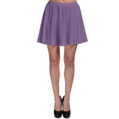 Purple Skater Skirt by NoctemClothing