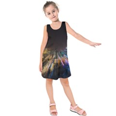 Frozen In Time Kids  Sleeveless Dress
