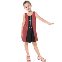 Alchemist Kids  Sleeveless Dress by NoctemClothing
