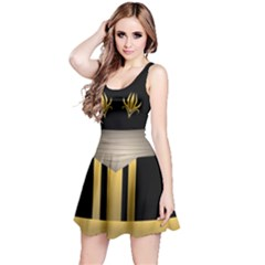 Snow Ranger Sleeveless Dress by NoctemClothing