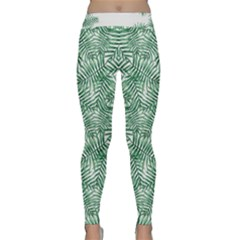 Leaf Leaf Yoga Legging by mememoimoi