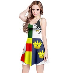 Arms Of Four Provinces Of Ireland  Reversible Sleeveless Dress by abbeyz71