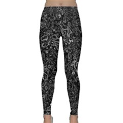 Abstraction Classic Yoga Leggings by Valentinaart