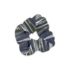 Abstraction Velvet Scrunchie