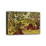 Old Red Barn By Ave Hurley - Mini Canvas 6  x 4  (Stretched)