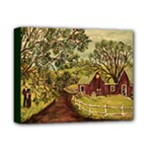 Old Red Barn By Ave Hurley - Deluxe Canvas 14  x 11  (Stretched)