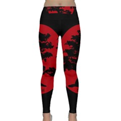 Bonsai Classic Yoga Leggings by Valentinaart
