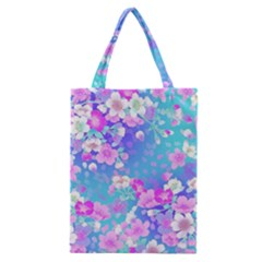 Flowers Cute Pattern Classic Tote Bag
