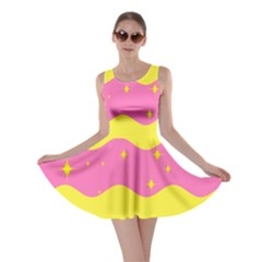 Glimra Gender Flags Star Space Skater Dress by Mariart