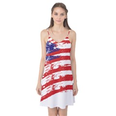 American Flag Camis Nightgown by Valentinaart