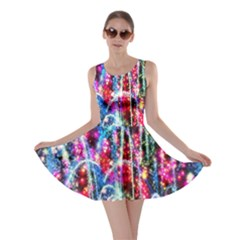 Fireworks Rainbow Skater Dress