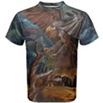 Collection: Art Air Elements<br>Print Design:  A Cry in the Canyon <br>Style: Men s T