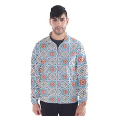 Star Sign Plaid Wind Breaker (men) by Mariart