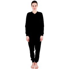 Simply Black Onepiece Jumpsuit (ladies)  by SimplyColor