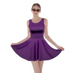 Board Purple Line Skater Dress by Mariart