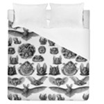 Haeckel Chiroptera Duvet Cover (Queen Size)