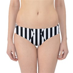 Optical Illusion Inverted Diamonds Hipster Bikini Bottoms by Mariart
