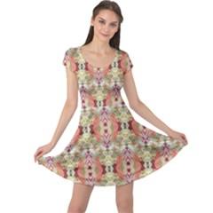 Illustrator Photoshop Watercolor Ink Gouache Color Pencil Cap Sleeve Dresses