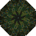 Collection: Animalia<br>Print Design: Pavone 2<br>Style Large Golf Umbrella