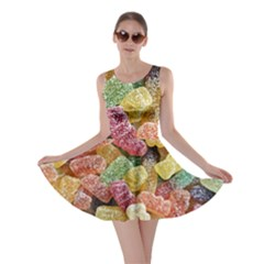 Jelly Beans Candy Sour Sweet Skater Dress by BangZart